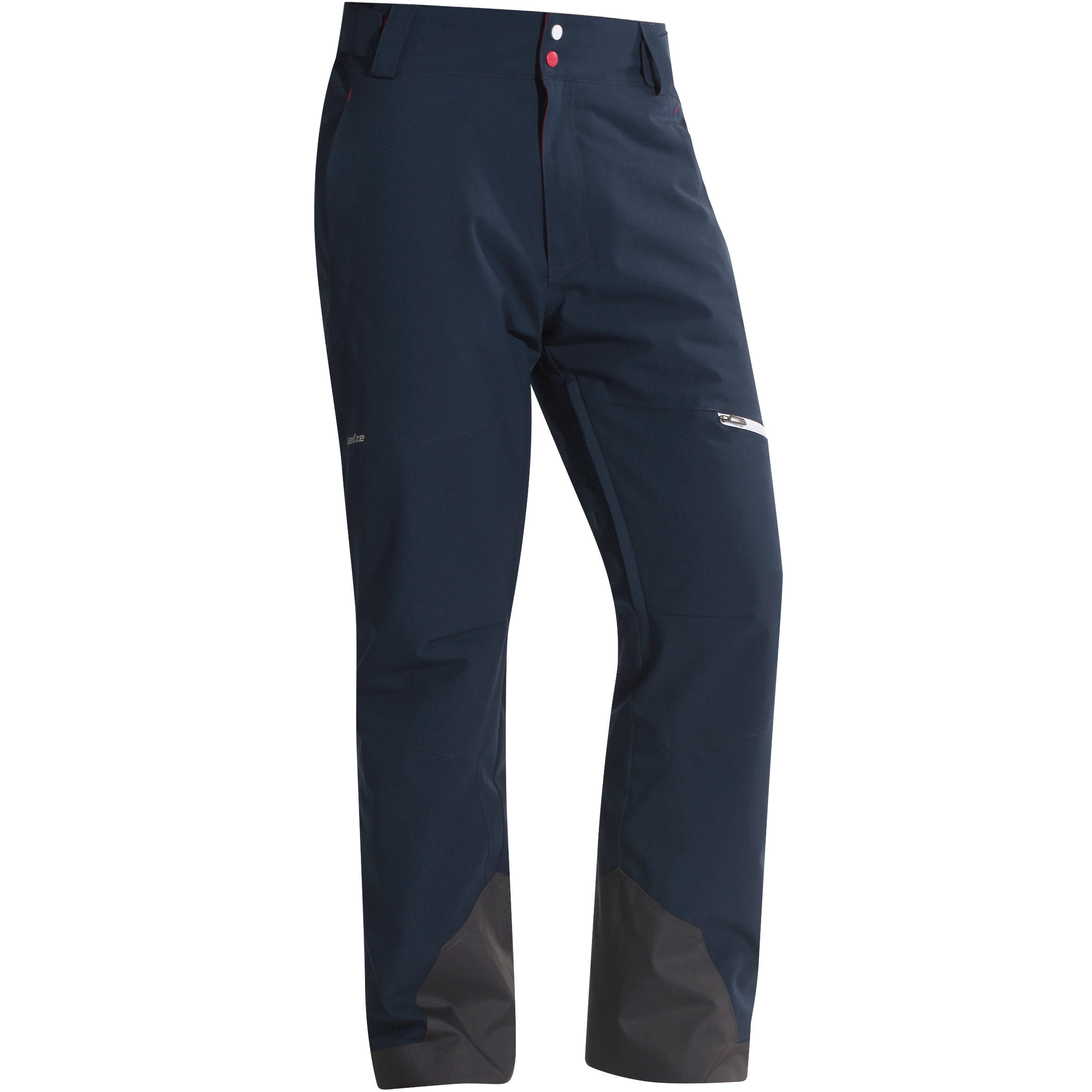 Ski-P PA 580 Men's Downhill Ski Pants - Navy
