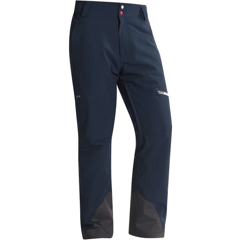 MEN'S JACKETS OR PANTS INTERMED. SKIERS Skiing - SLIDE 700 MEN'S SKI TROUSERS - NAVY WEDZE - Ski Wear