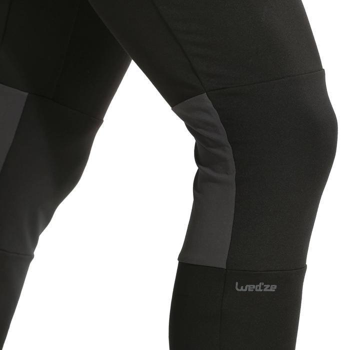 Thermische skionderbroek voor heren Freshwarm zwart