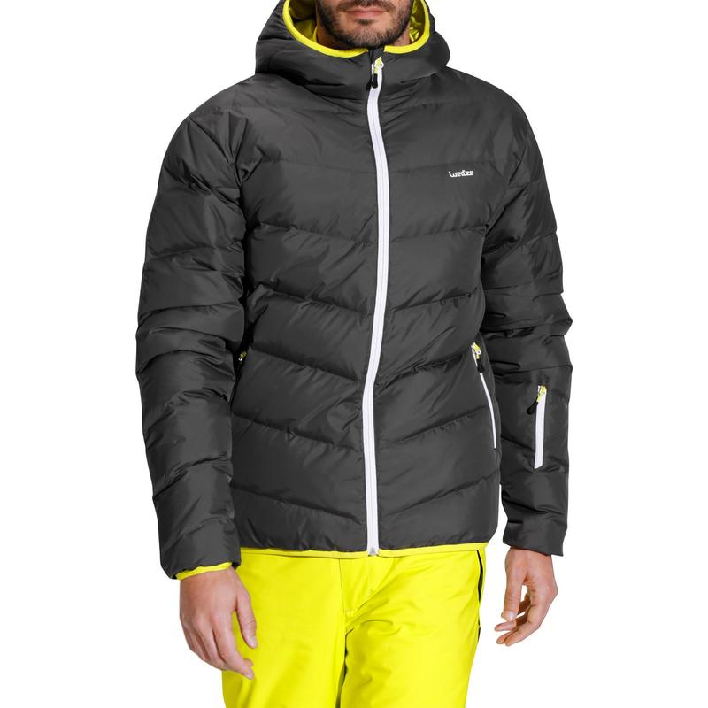 a700ad12f01 SKI-P 500 MEN S WARM SKI JKT - GREY