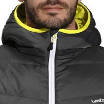 SKI-P 500 MEN S WARM SKI JKT - GREY  5553957c9