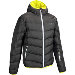 Ski-P 500 Men's Warm Ski Jacket - Grey