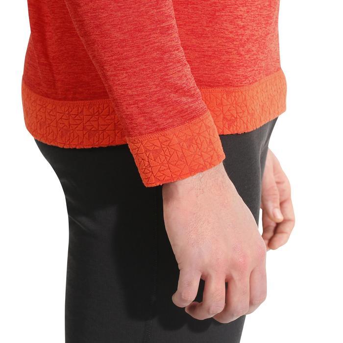 Skiunterwäsche Funktionsshirt 2Warm Herren orange