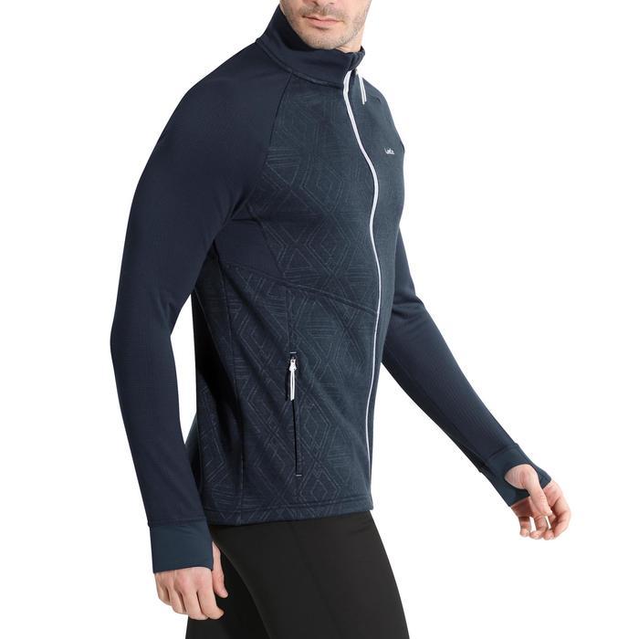 Sous-veste de ski Laine homme 500 Bleue - 977941