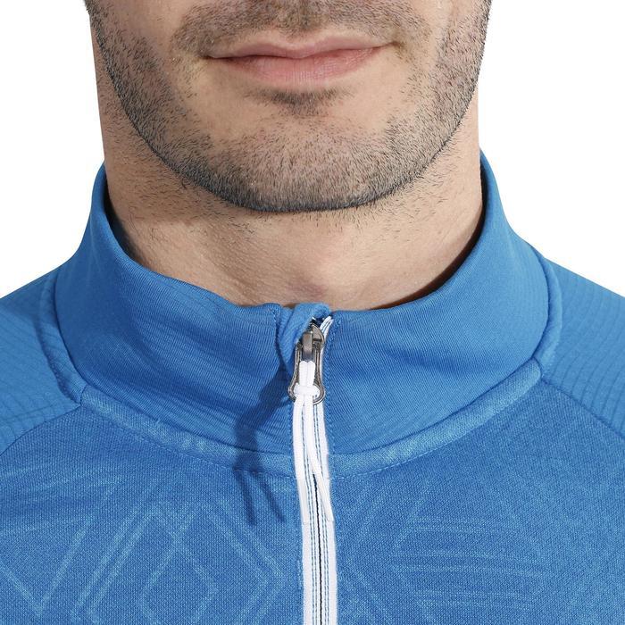 Sous-veste de ski Laine homme 500 Bleue - 977953