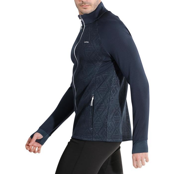Sous-veste de ski Laine homme 500 Bleue - 977994