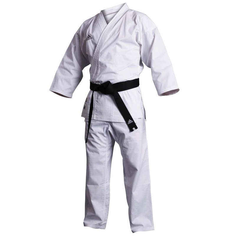 KARATE Küzdősport - Felnőtt karate ruha ADIDAS - Boksz, küzdősport - OUTSHOCK