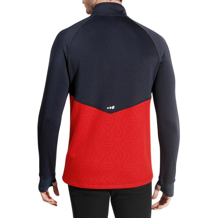 Sous-veste de ski Laine homme 500 Bleue - 978000