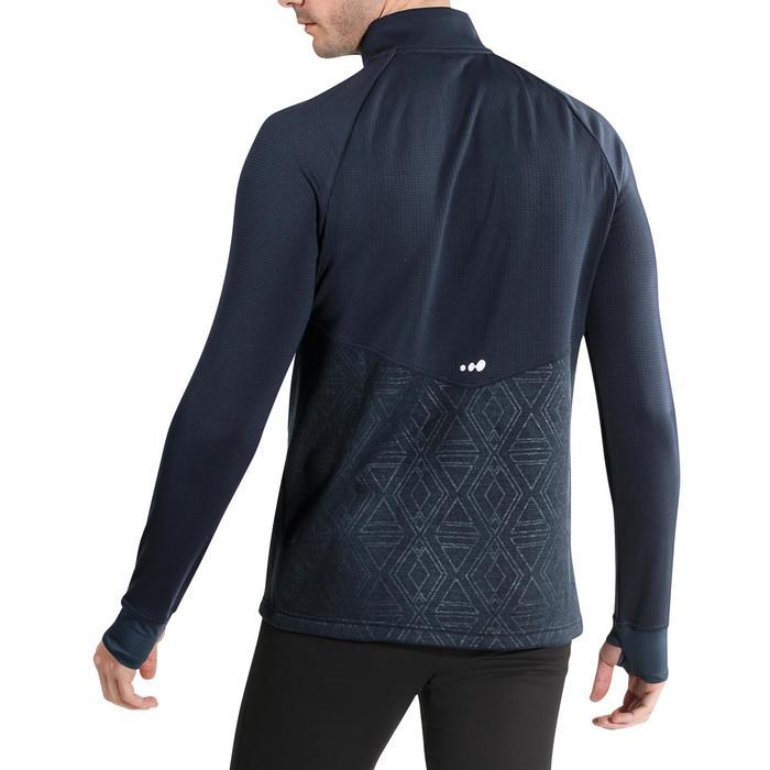 sélection premium c199a 483a9 Sous-veste de ski Laine homme 500 Bleue