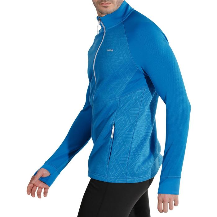 Sous-veste de ski Laine homme 500 Bleue - 978163