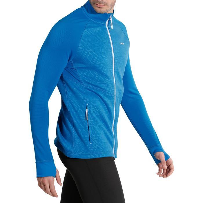 Sous-veste de ski Laine homme 500 Bleue - 978199