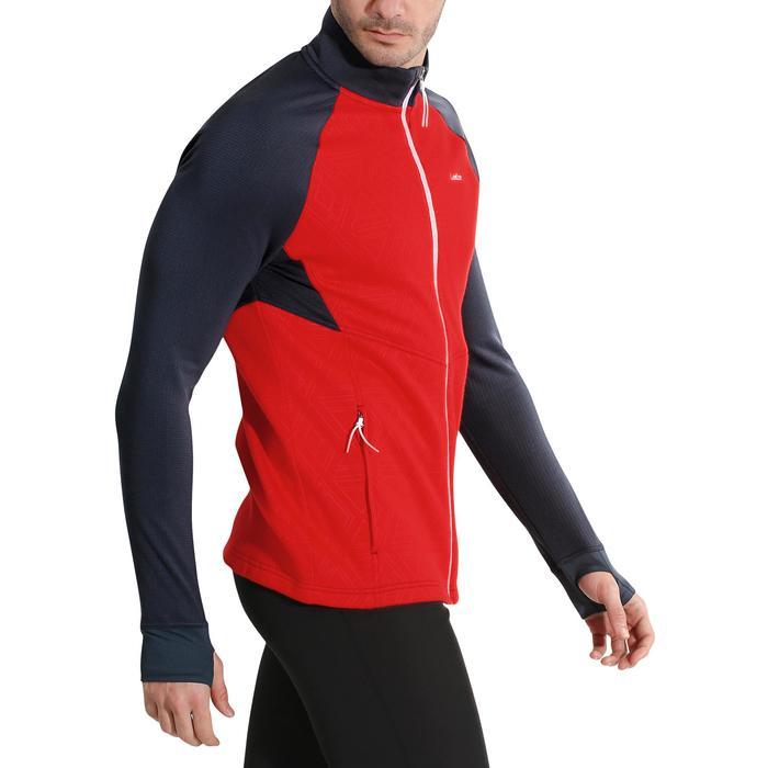 Sous-veste de ski Laine homme 500 Bleue - 978212