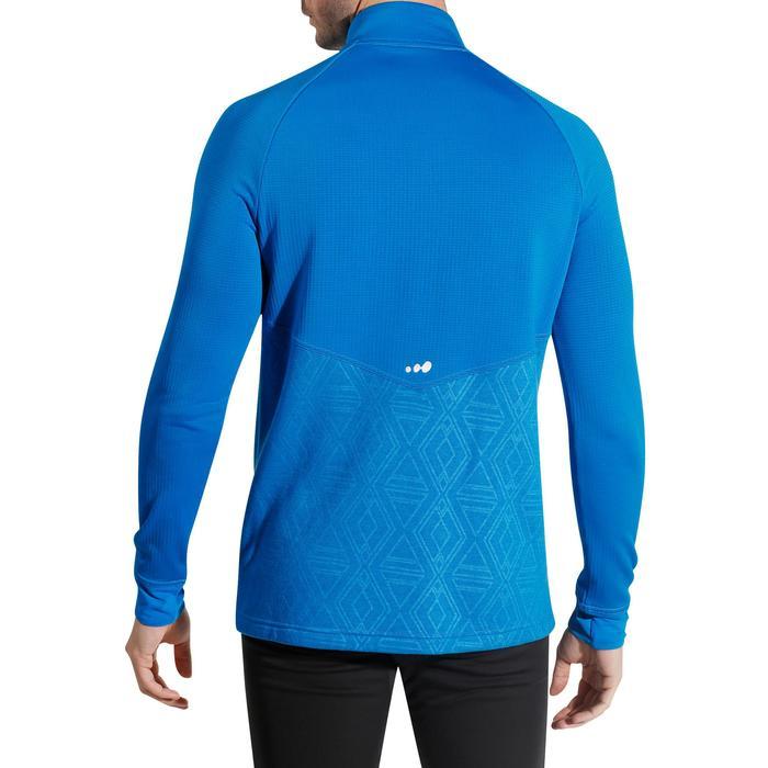 Sous-veste de ski Laine homme 500 Bleue - 978222