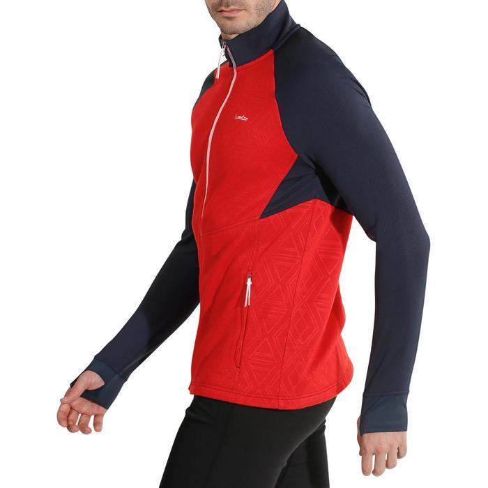 Sous-veste de ski Laine homme 500 Bleue - 978224