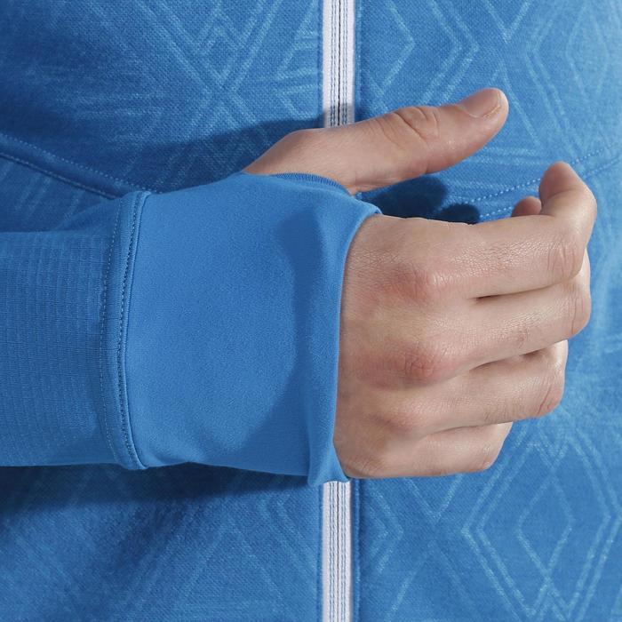 Sous-veste de ski Laine homme 500 Bleue - 978233