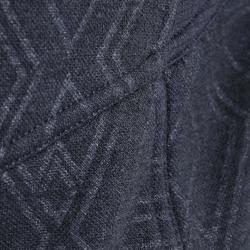 Unterziehjacke Wolle 500 Herren blau