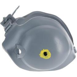 Kunststof maskertje voor duif x2 - 978382