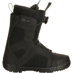 Snowboardschoenen heren Titan Boa® zwart Salomon - 97851