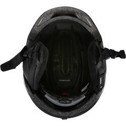 Ski- en snowboard helm volwassenen NINE 10 ZWART - 97903