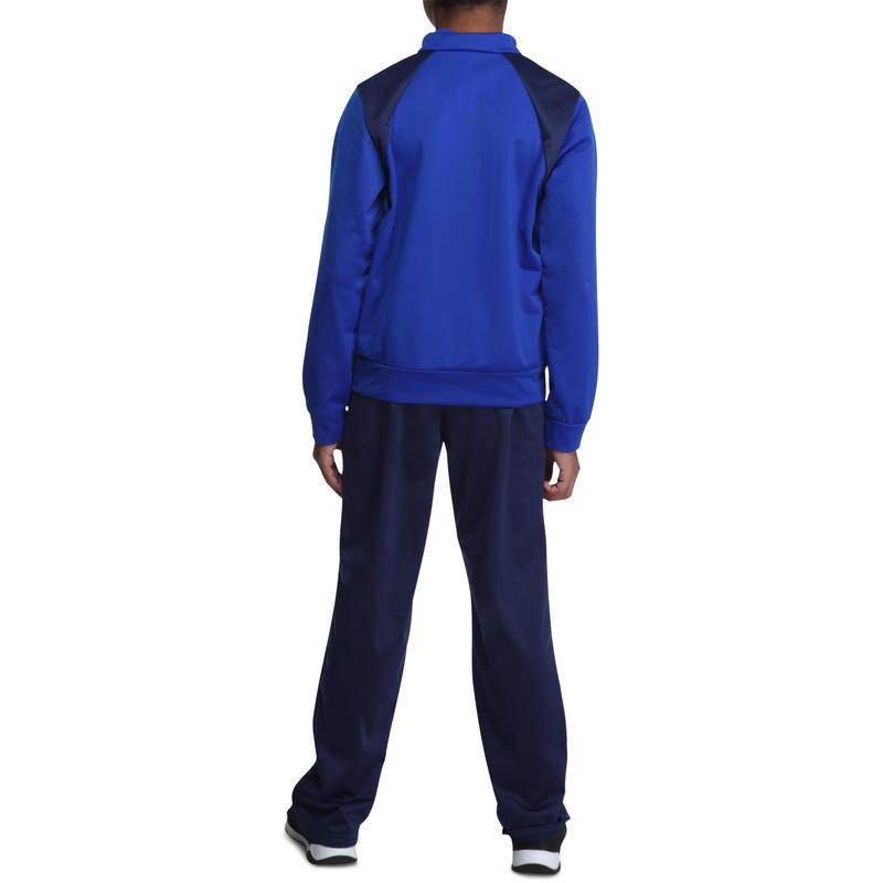 Survêtement gym garçon Gym'y bleu