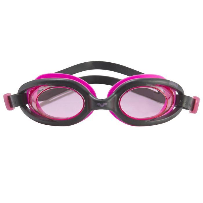 Gafas de natación XFLEX rosa.