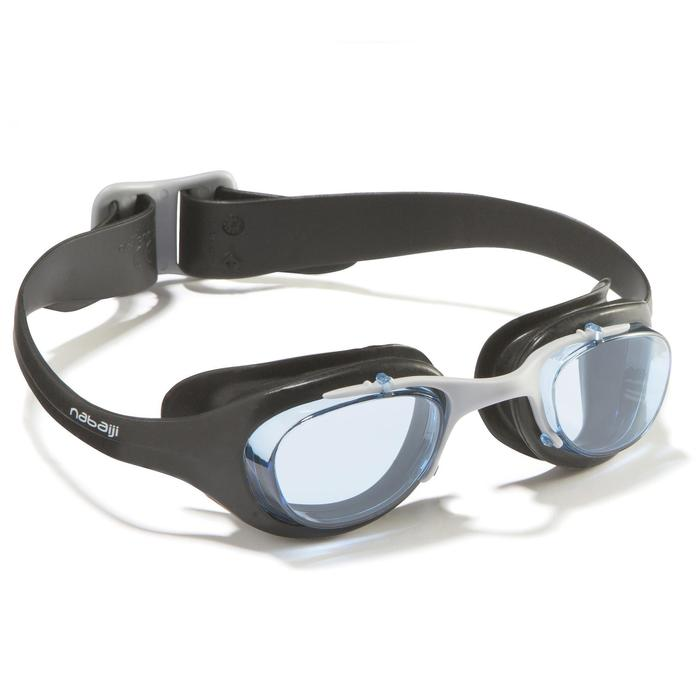 XBASE Swimming Goggles Size L - Black - 980205