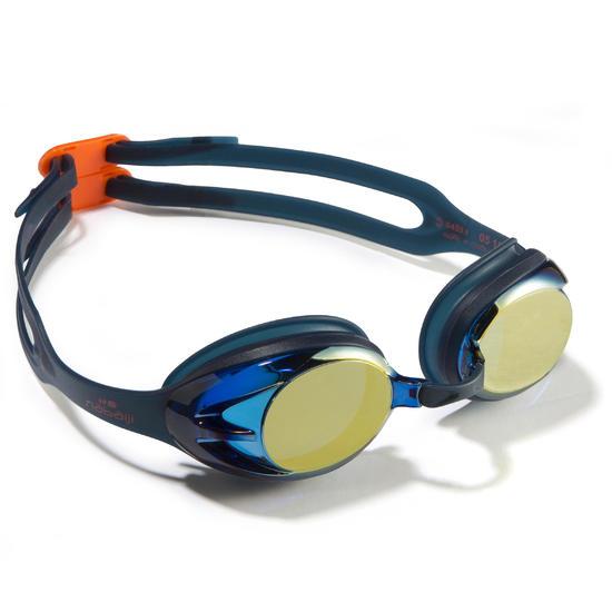 Zwembril Action met spiegelglas - 980249