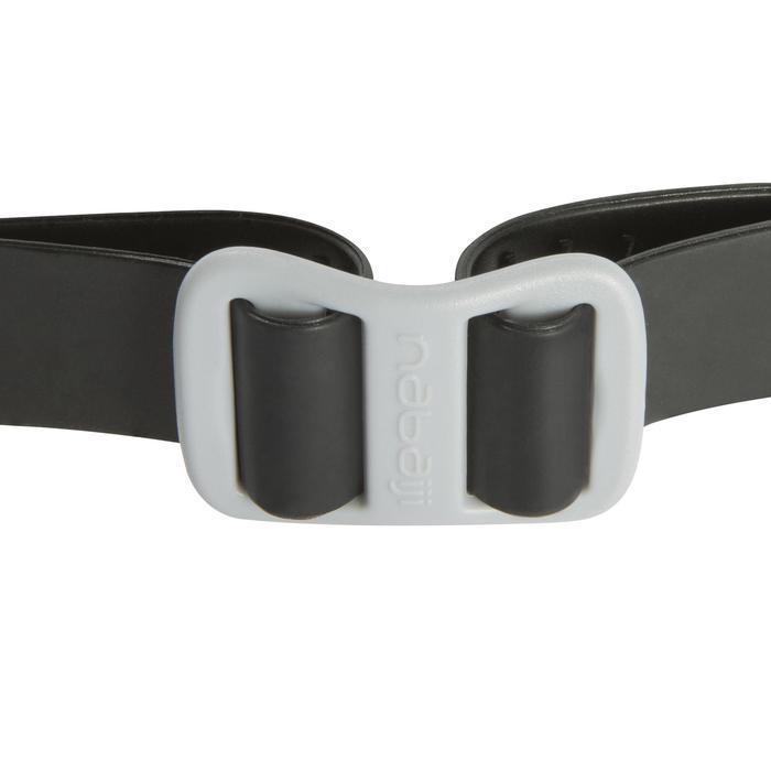 XBASE Swimming Goggles Size L - Black - 980250