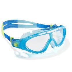 Zwembril Rift maat S blauw groen