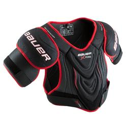 Schouderbeschermers Vapor X700 zwart/rood