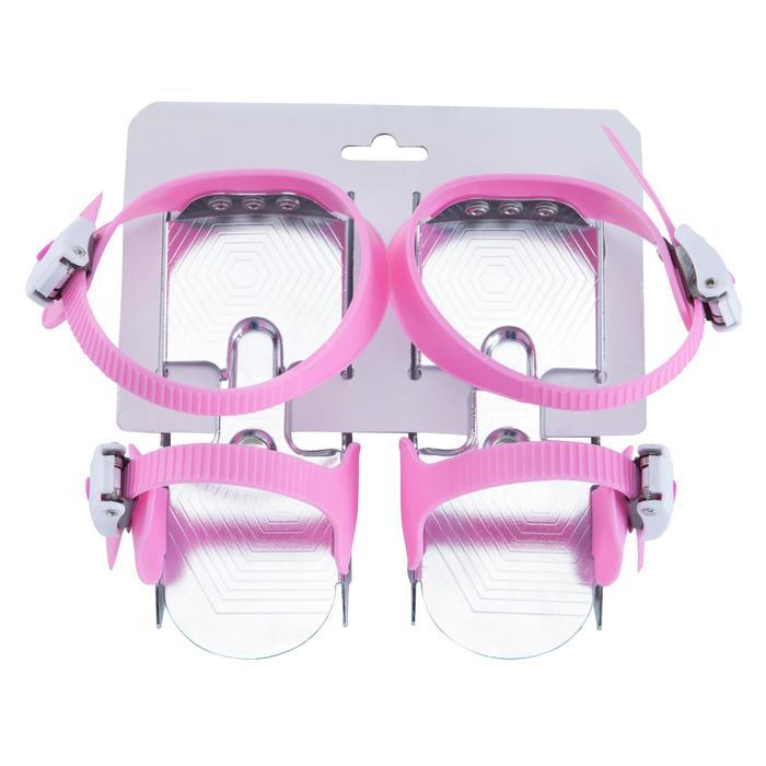 Patinette à glace enfant PLAY 1 rose - 980338