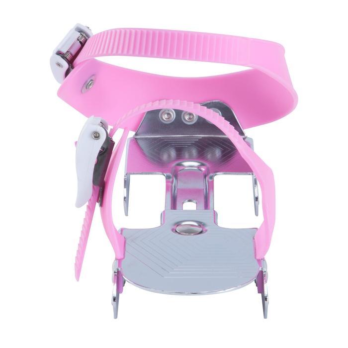 Patinette à glace enfant PLAY 1 rose - 980345