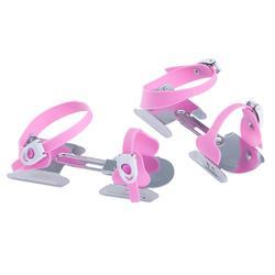 Patines sobre hielo para niños PLAY 1 rosa