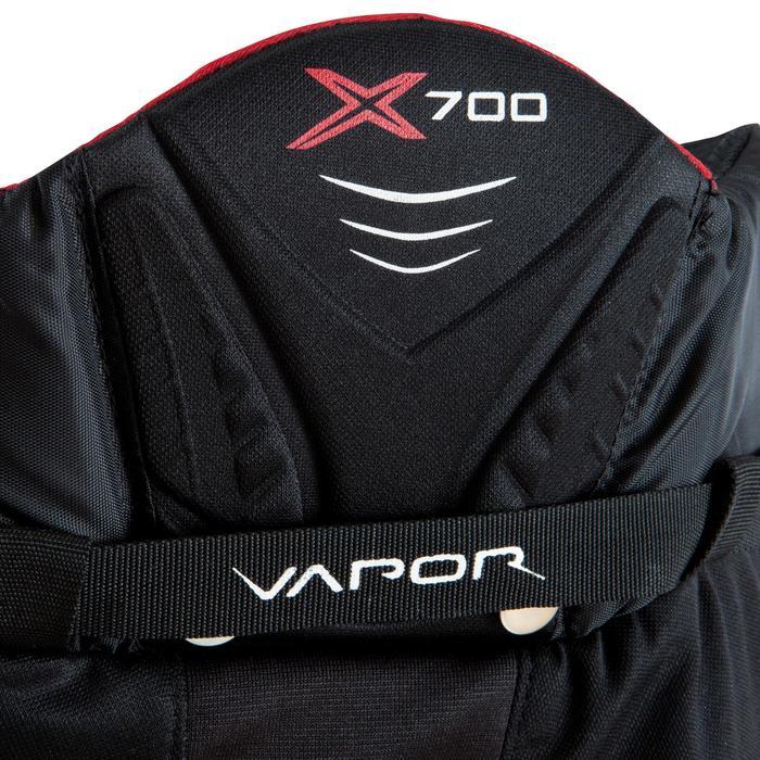 CULOTTE VAPOR X700 noir rouge
