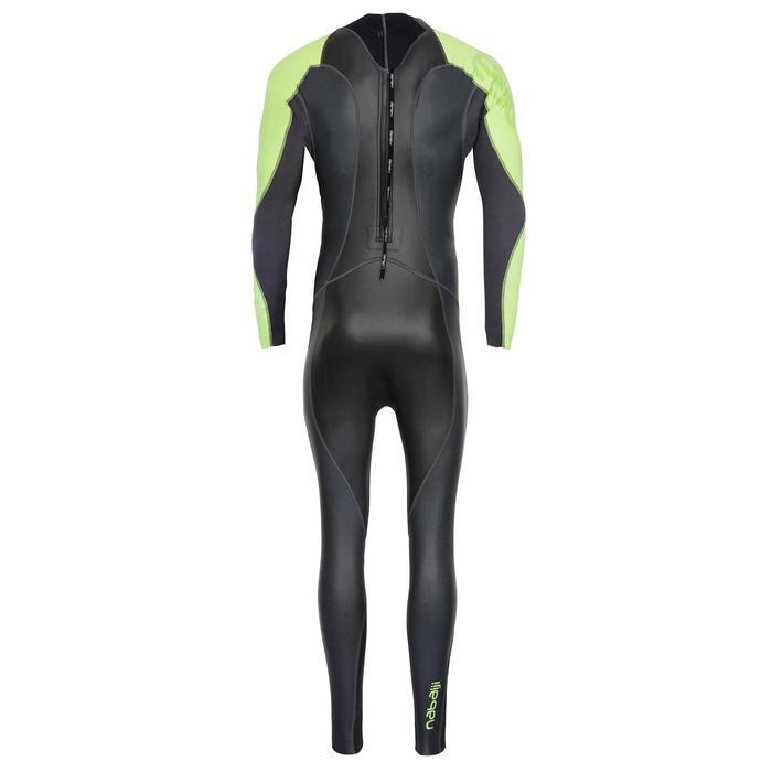 Neopreen wetsuit voor zwemmen in open water OWS100 1/0mm heren