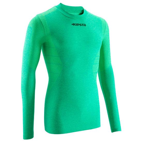 Thermoshirt lange mouwen volwassenen Keepdry 500 - 980570