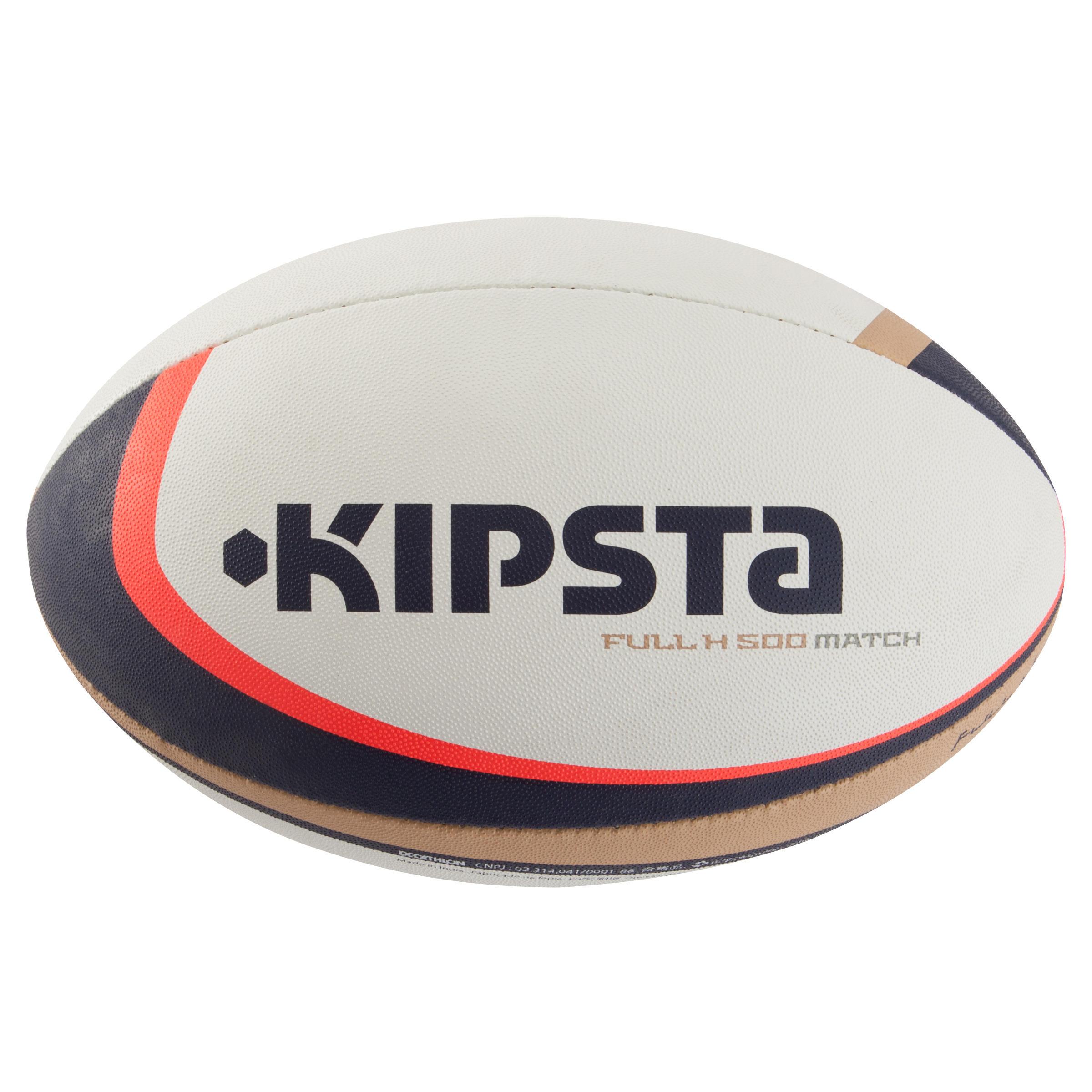Kipsta Rugbybal R500 maat 500