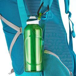 Drinkfles 500 voor wandelen sportdop 0,8 liter kunststof (Tritan) groen