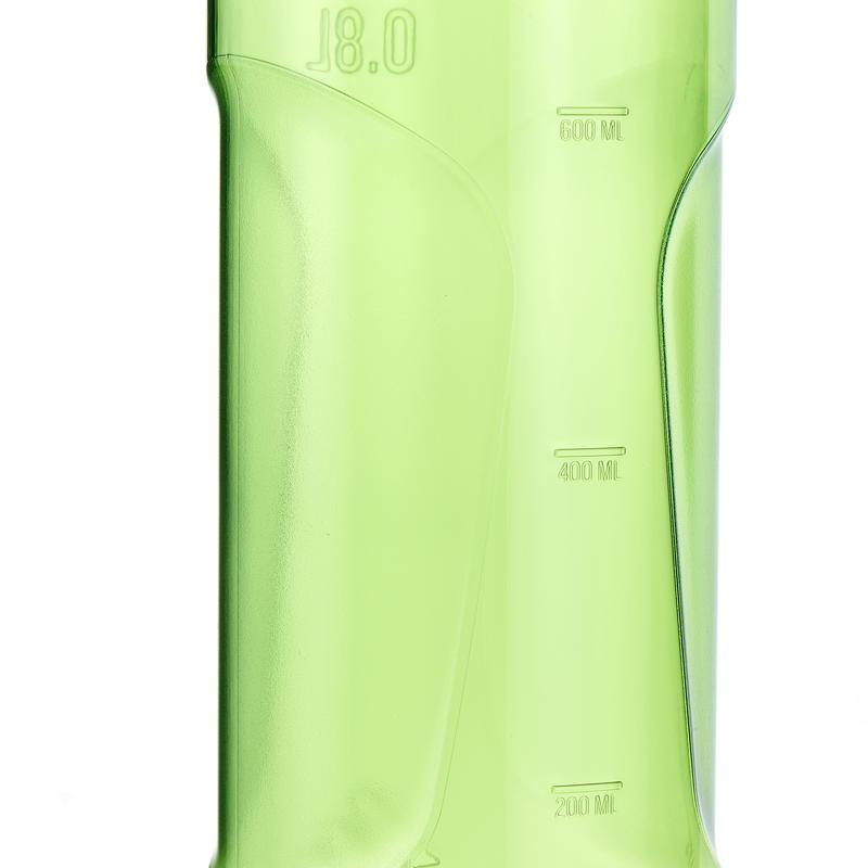Bottle 0.8L Tritan (Quick-Opening) - Green