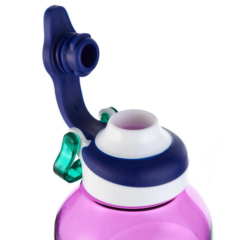Bottle 0.8L Tritan (Quick-Opening) - Purple