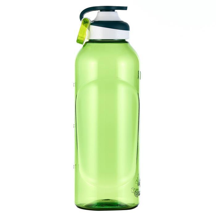 Gourde randonnée 500 bouchon ouverture rapide 0,8 litre plastique (Tritan) - 980714