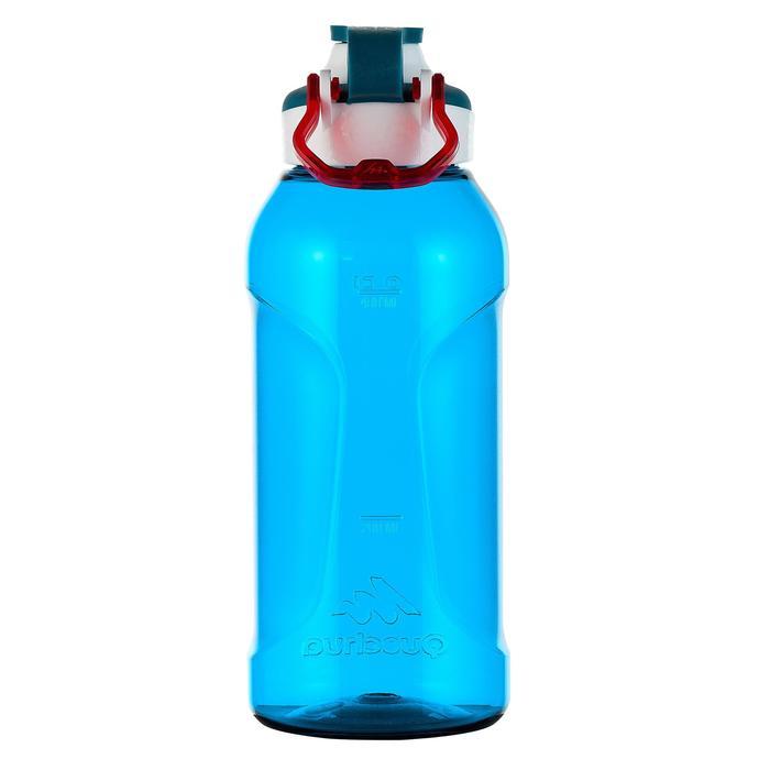 Gourde randonnée 500 bouchon ouverture rapide 0,5 litre plastique (Tritan) - 980718