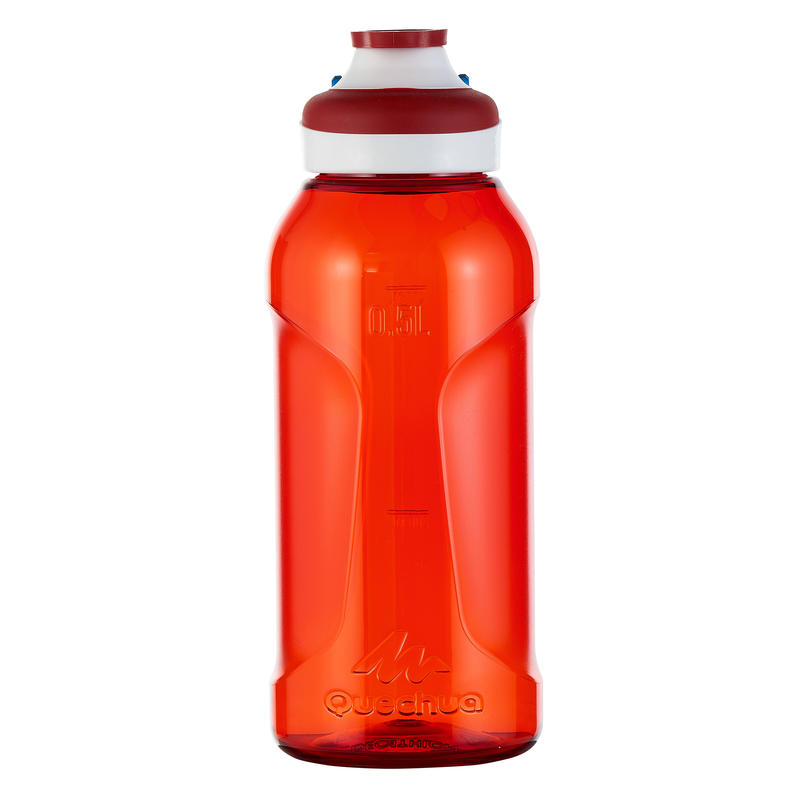 Bottle 0.5L Tritan (Quick-Open) - Red