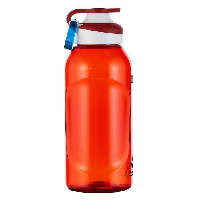 Drinkfles 500 sneldop 0,5 liter plastic (Tritan) rood