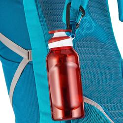 Quick-Open, Plastic (Tritan), 500 Hiking Flask - 0.5 Litre Red