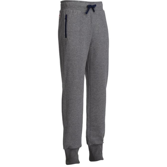 Pantalon chaud slim Gym garçon - 98078
