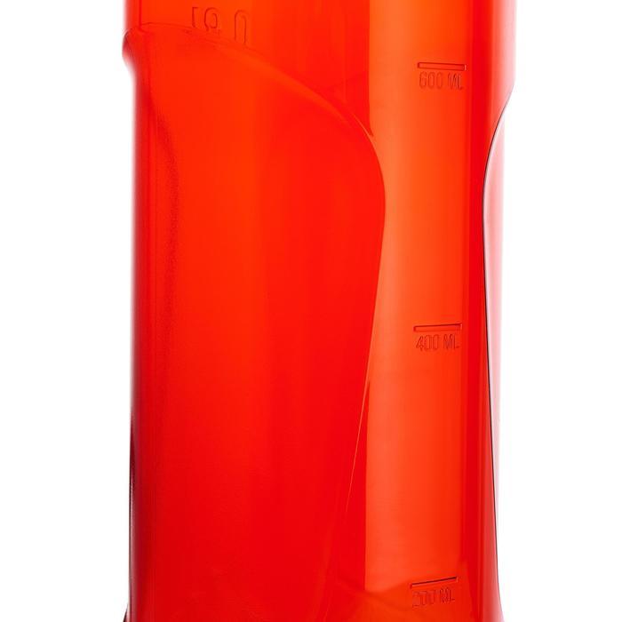 Gourde randonnée 500 bouchon ouverture rapide 0,8 litre plastique (Tritan) - 980789