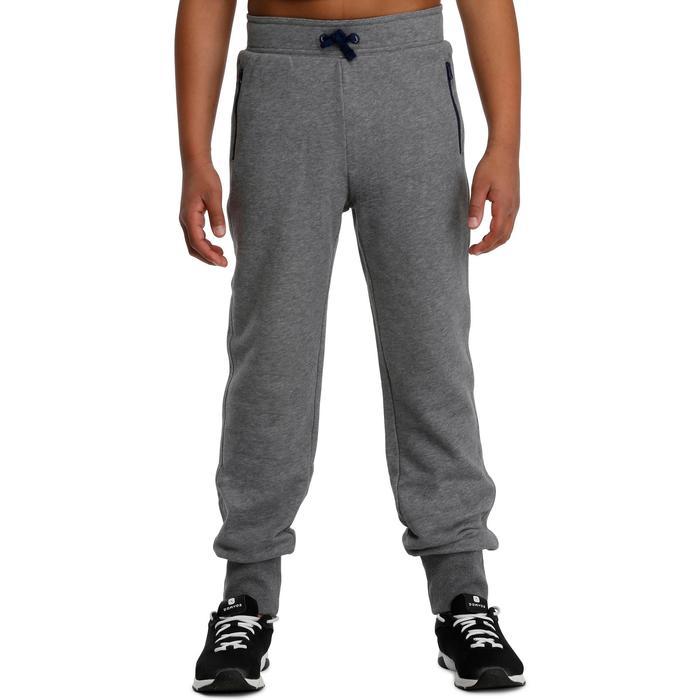 Pantalon chaud slim Gym garçon - 98079