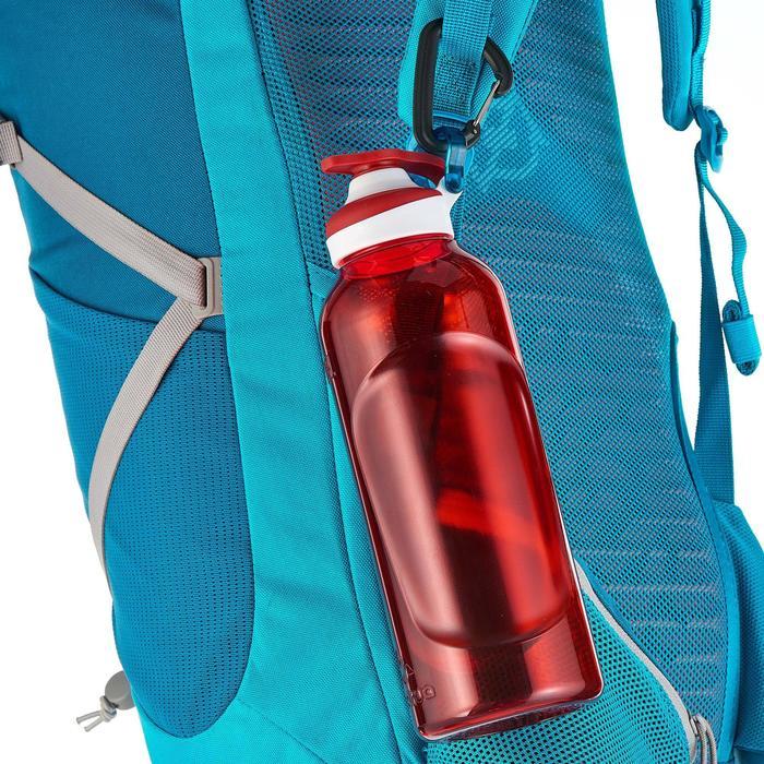 Gourde randonnée 500 bouchon ouverture rapide 0,8 litre plastique (Tritan) - 980793