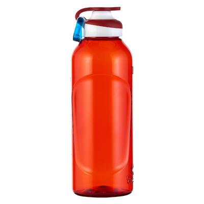 בקבוק טיולים 500, פקק לפתיחה מהירה, 0.8 ליטר, פלסטיק (טריטן) אדום